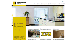 Preview of habeggerbau.ch